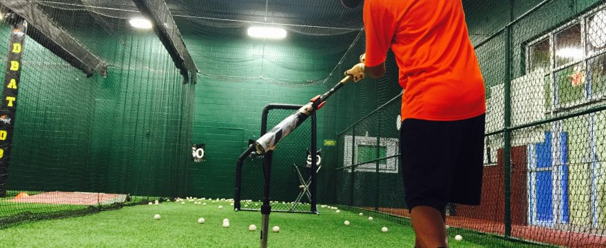 What are you waiting for – the time for good swing habits is now