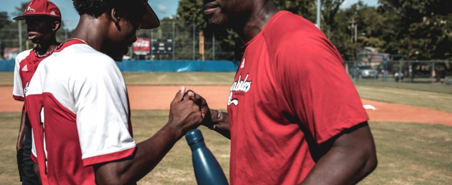 Are you in good hands? It's a question every hitter needs to ask now